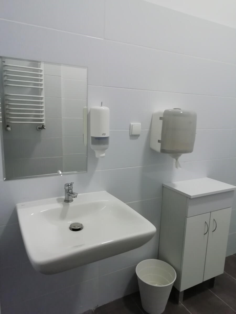 dom seniora podwarszawa łazienka