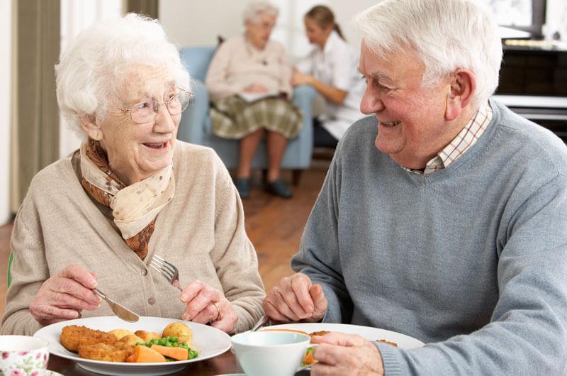 Pobyt stały dla seniorów